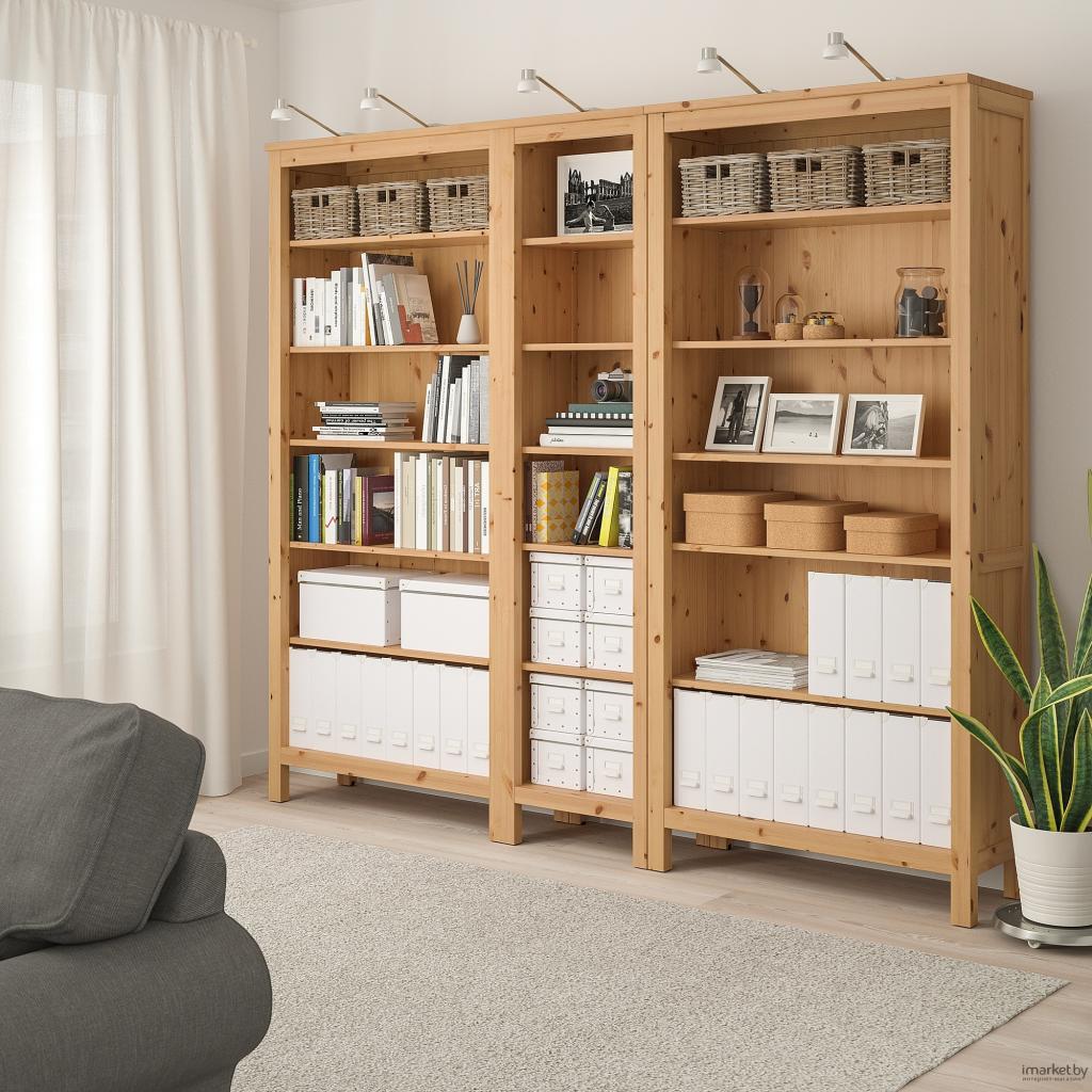 Открытое хранение в дизайне дома