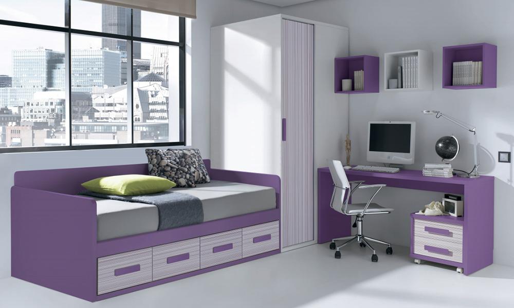 Дизайн квартир: комната для подростка