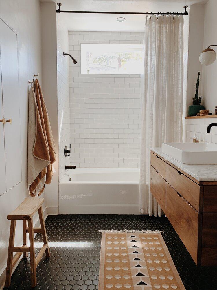 Дизайнерские идеи ванной комнаты