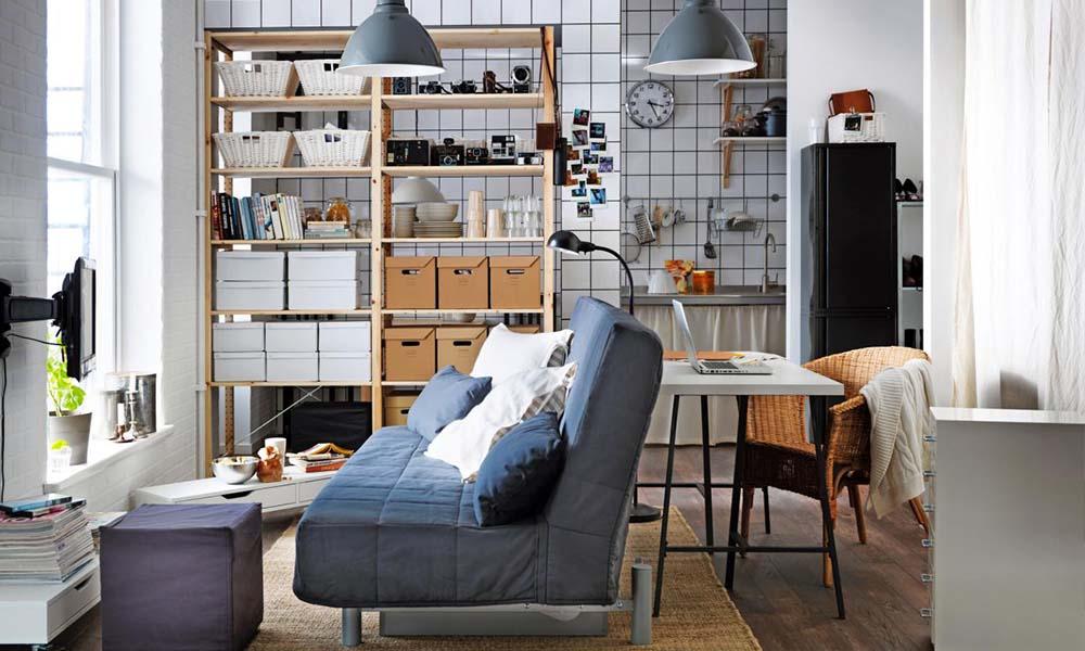 Дизайн квартиры для студии