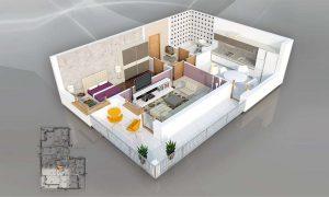 Дизайн проект для квартиры