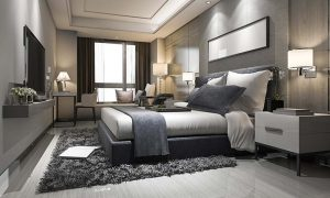 Интерьер проект для спальни